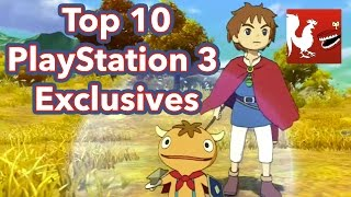 Countdown - Top 10 PlayStation 3 Exclusives