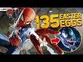 SPIDER-MAN PS4 - 135 Secretos, Referencias, Cameos y Ester Eggs del Videojuego (Marvel´s Spider-man)