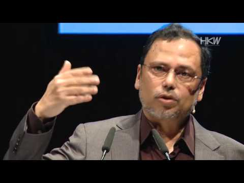 Dipesh Chakrabarty   Keynote   The Anthropocene Project. An Opening