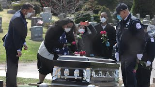 N.J. mourns 33-year-old firefighter who died from coronavirus