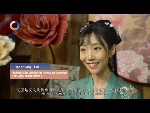 New Report on China.org.cn: Hanfu comes back