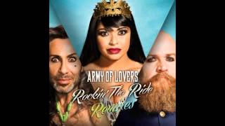 Army Of Lovers Rockin The Ride