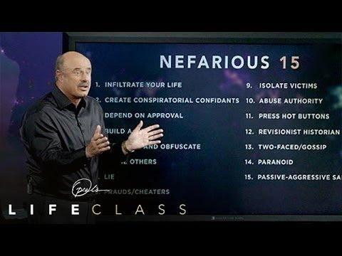 Dr. Phil's Nefarious 15 List | Oprah's Life Class | Oprah Winfrey Network