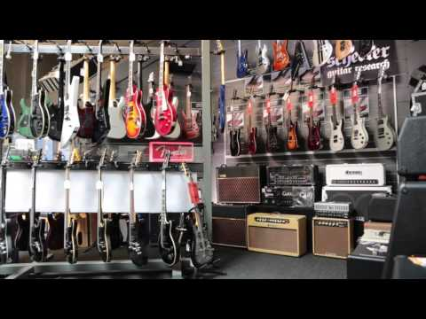 Why develop a relationship with your local music store?