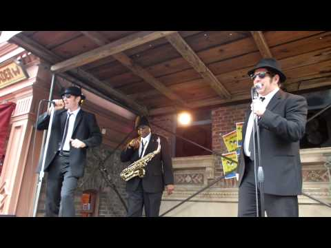 The Blues Brothers, live at Universal Studios, Feb/2014