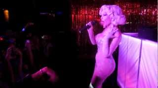 "Amanda Lepore ""Turn Me Over"" Live From Mexico City"
