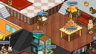 Habbo Clicker // Gameplay