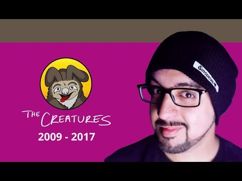 The Very Best of The Creature Hub [2012-2017] All Time