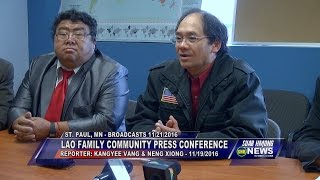 SUAB HMONG NEWS:  Lao Family Community Board of Directors Resigned holding MN Hmong New Year and J4