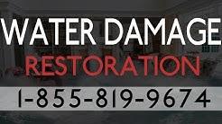 Water Damage Restoration Balm FL |  Call Us Today For Water Damage Restoration
