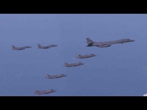 DPRK threatens US military aircraft, cites Trump 'declaration of war'
