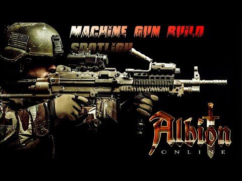 Albion Online-Machine Gun Build(Crosbow PVE Build)