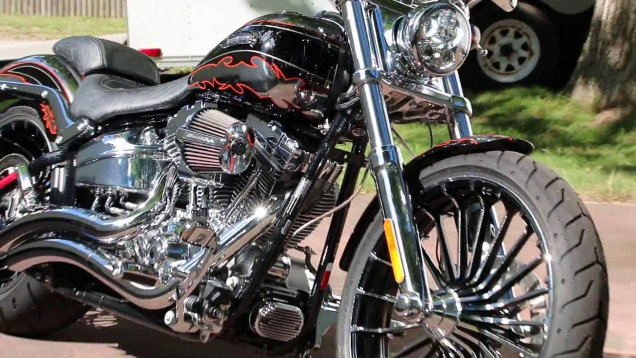 Used Harley Drag Bike For Sale >> 2014 Harley Davidson CVO Breakout Screamin' Eagle Twin Cam ...