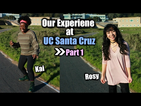 Our Experience at UCSC ft. Kai & Rosy | Part 1