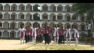 R.C.C.I Public School & College Rangpur Flash Mob