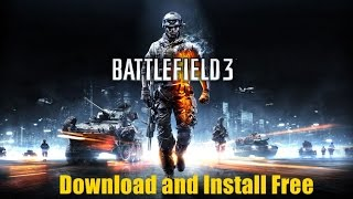 How to download and install Battlefield 3 - Black Box