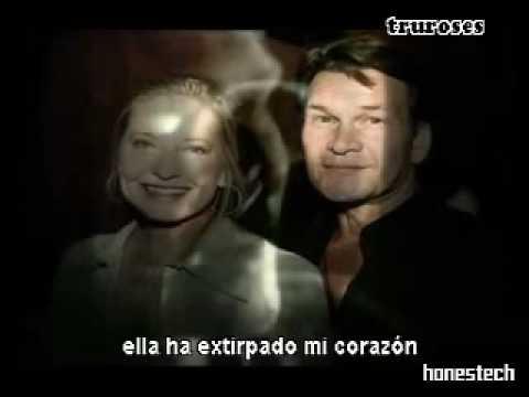 Patrick Swayze - She's like the wind (traducido)
