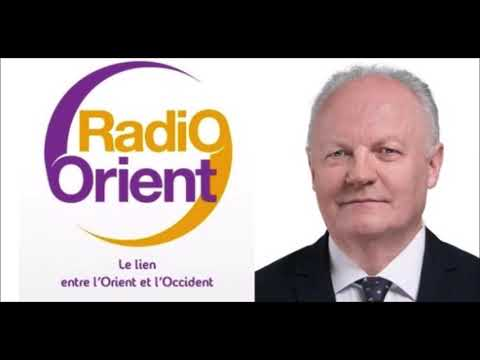Asselineau sur Radio Orient 19 oct 2018