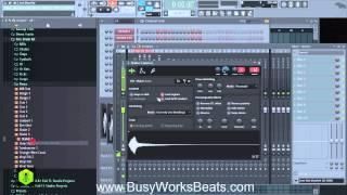 Just Blaze Tutorial in FL Studio 12