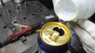 Примеры искусной аргонодуговой сварки(Сварка алюминия, фольги, наплавка. Сварочные работы: cvo27@ya.ru - Виктор Саундтрек: Kraftwerk -- Popcorn., 2013-12-13T13:47:55.000Z)