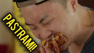 WORLD FAMOUS PASTRAMI SANDWICH (The Hat) - Fung Bros Food