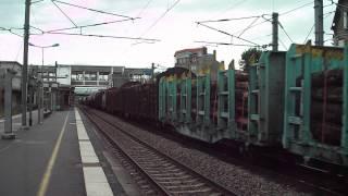 Fret SNCF + bus RATP