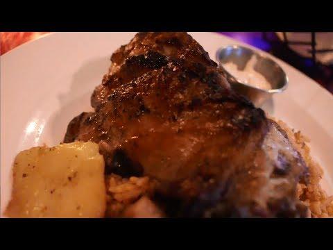 VanCity Food Crew: Kefi Greek Kouzina   Taverna Greka (Steve's favourite roast lamb & ek mek)