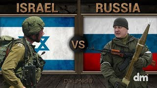 Israel vs Russia - Army/Military Power Comparison 2018