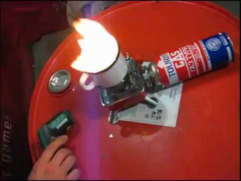 Моторные масла. Тест нагревом с измерением температуры. ч.1