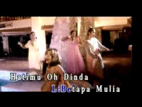 Iwan & Amelina - Memori Daun Pisang (Karaoke)