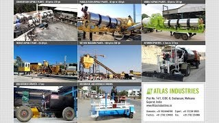 CIVIL & ROAD CONSTRUCTION MACHINERY MANUFACTURER - ATLAS INDUSTRIES