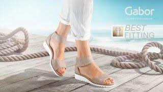 видео Обувь Gabor