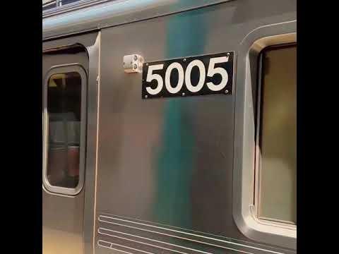 R160 Q Train