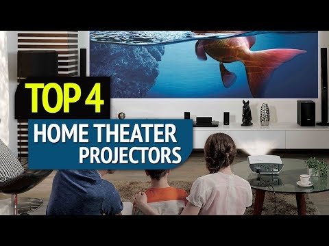 top-4:-home-theater-projectors