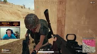 Duo с BULLSEYE (16 kills)