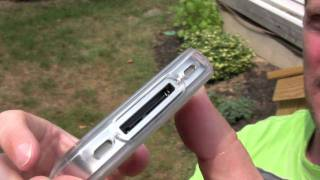 Belkin Grip Vue Case for iPhone 4 Review