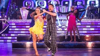 Peter Andre & Janette Manrara Jive to