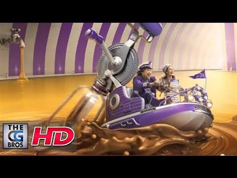 CGI VFX Behind The Scenes : :Creating Cadbury's Joyville: by LightFarm Studios