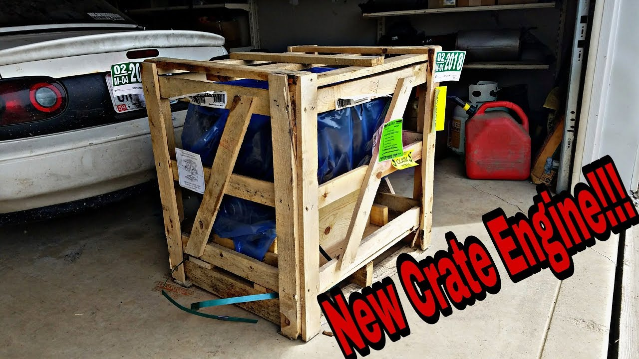 Unboxing new atk 350 crate engine youtube unboxing new atk 350 crate engine malvernweather Choice Image