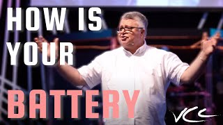 How is your battery  Johnny Scroggins  and Live Worship  17/01/20