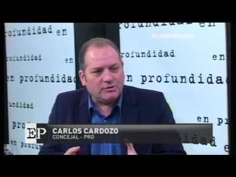 Cardozo destacó que en el Frente Progresista estaban más contentos con el kirchnerismo