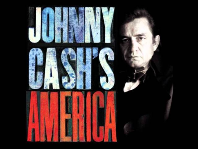 Johnny Cash - This Land is your Land