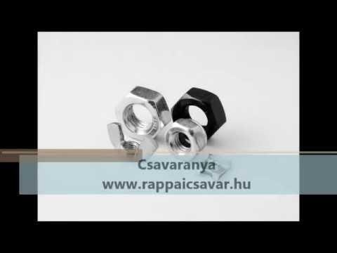 csavaranya bemutató videó
