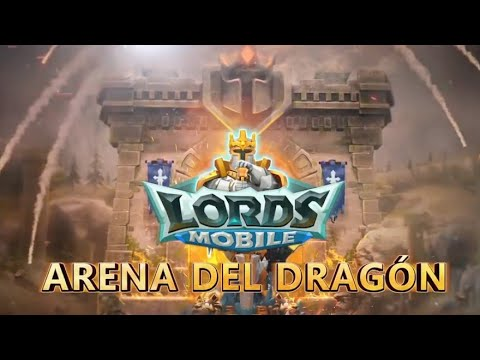 LORDS MOBILE ARENA DRAGON