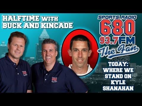 Buck and Kincade on Kyle Shanahan