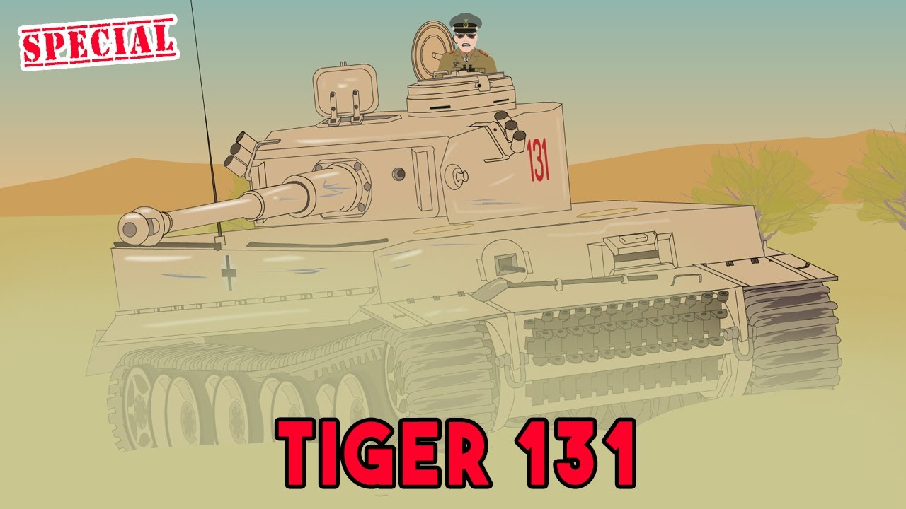 Tiger Tank 131 (Special ep)