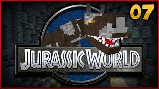 Minecraft Jurassic World - DON