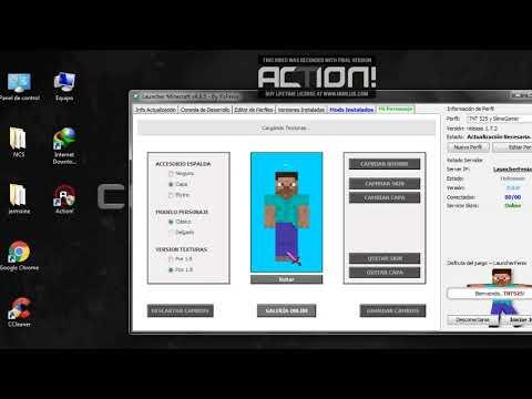 Como Descargar Launcherfenix V6 - YouTube