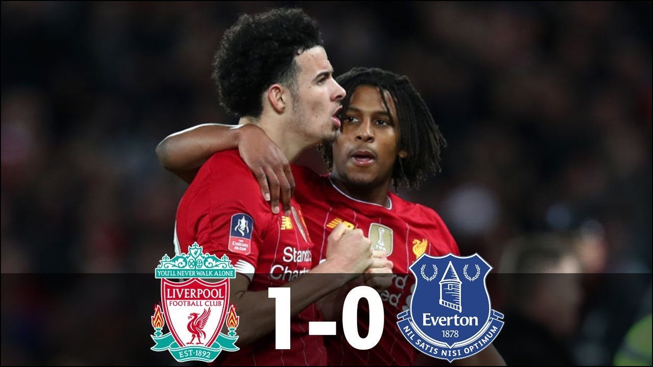 Download Liverpool vs Everton 1-0 - All Goals & Extended Highlights - 2020