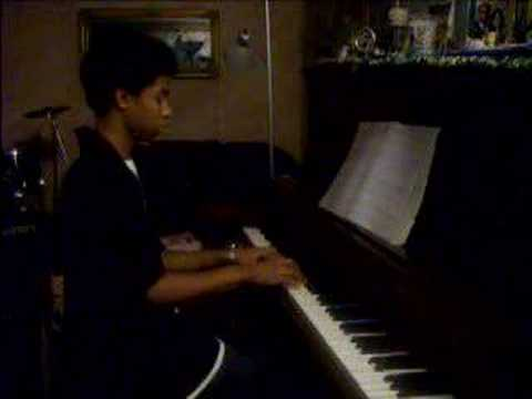 Bobby Valentino Turn The Page Piano